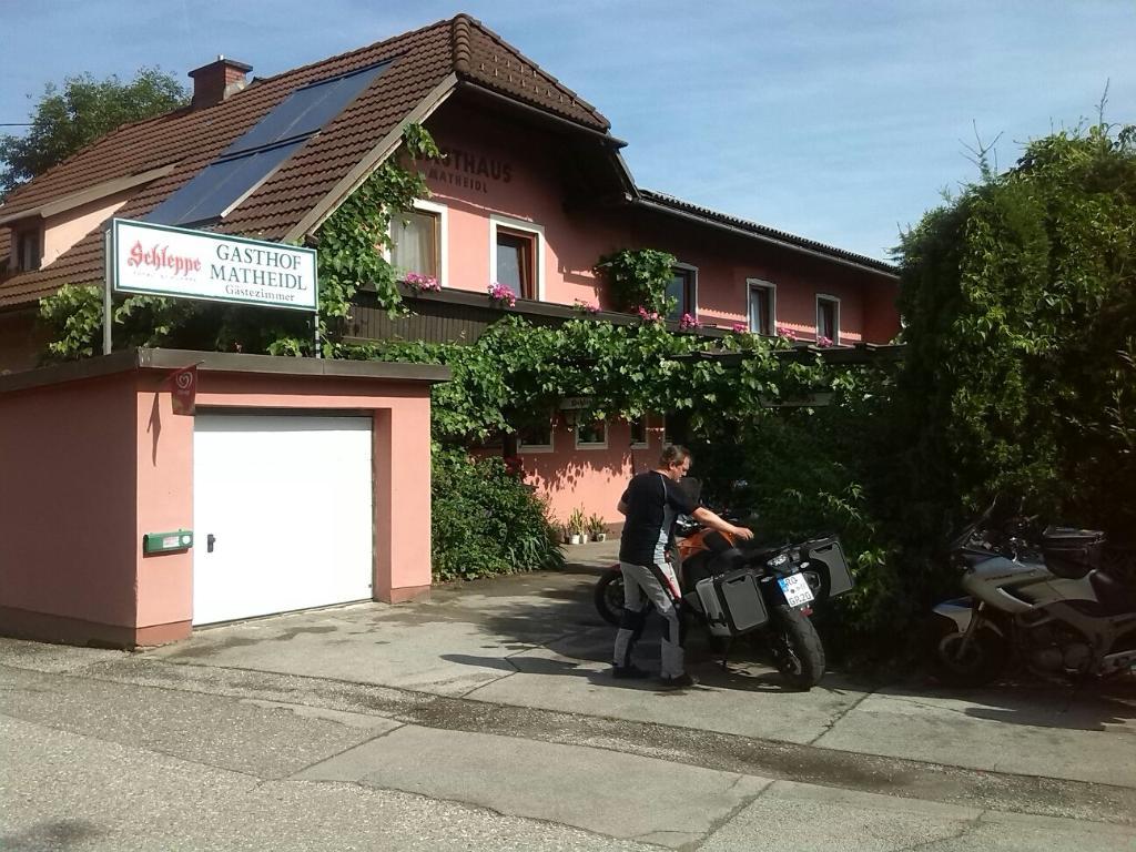 Gasthaus Pension Matheidl