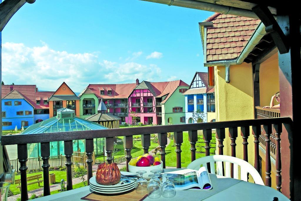 Pierre & Vacances Residence Le Clos d'Eguisheim