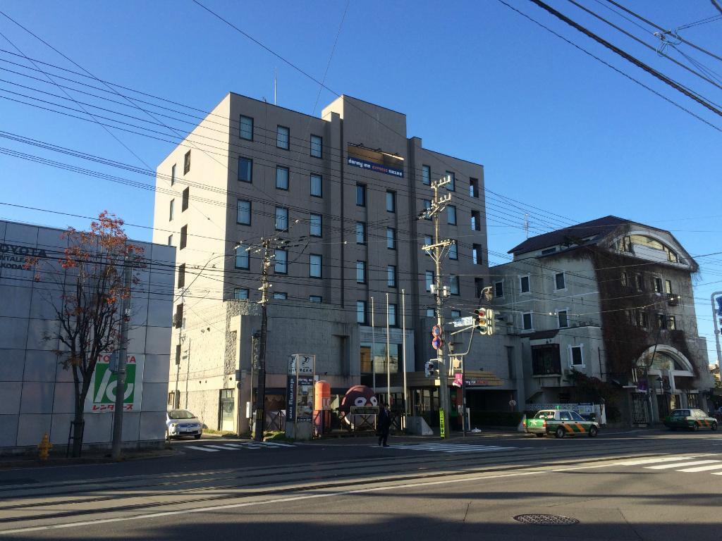Dormy Inn Express Hakodate Goryoukaku