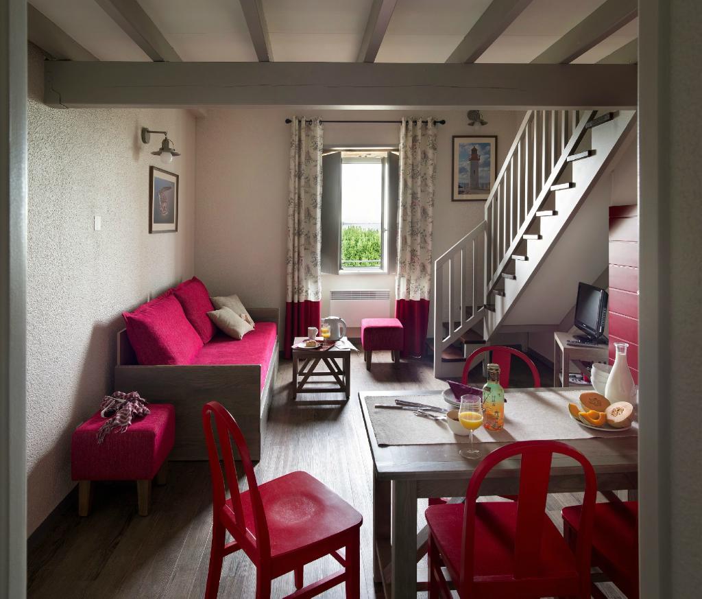 Apartamentos Pierre & Vacances Le Fort de la Rade