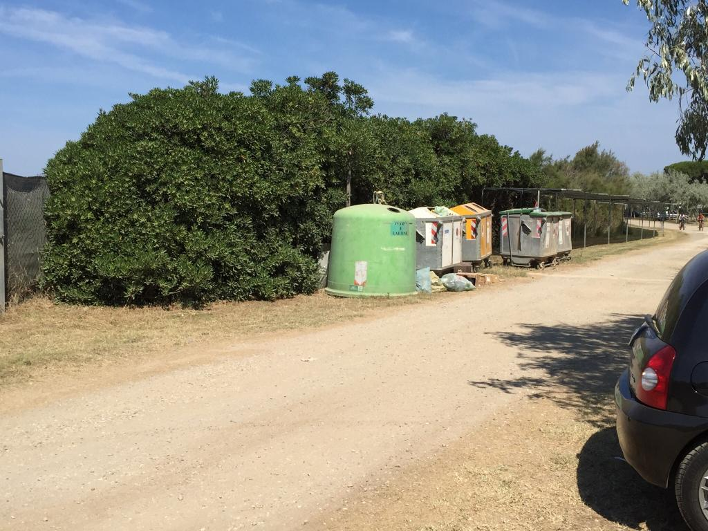 Camping Traiano
