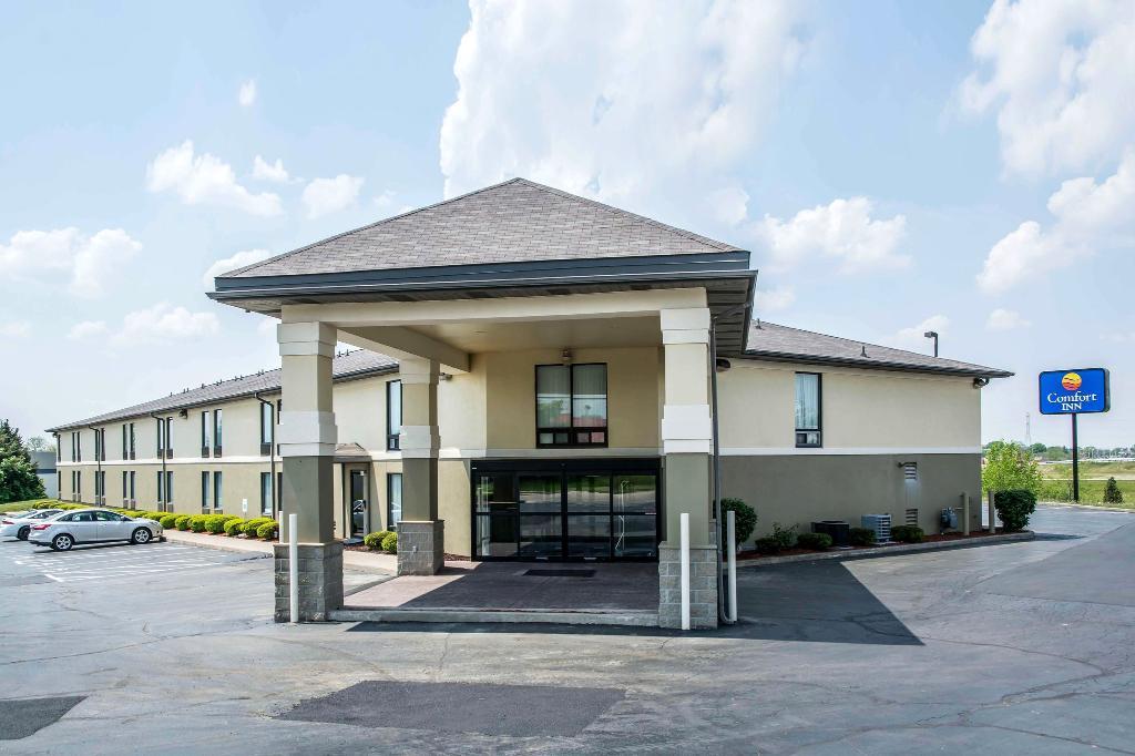 康福特旅館 (Springboro)
