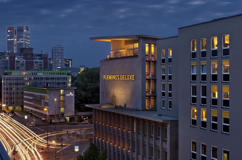 Fleming's Hotel Deluxe Frankfurt-City