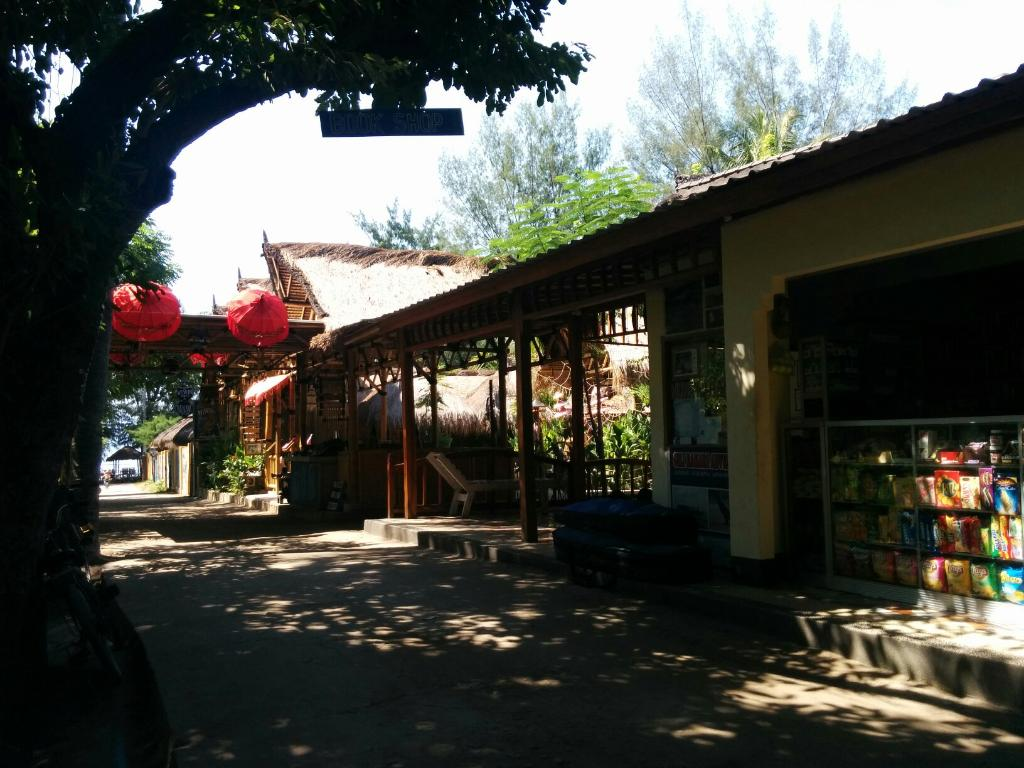 Banana Cottages
