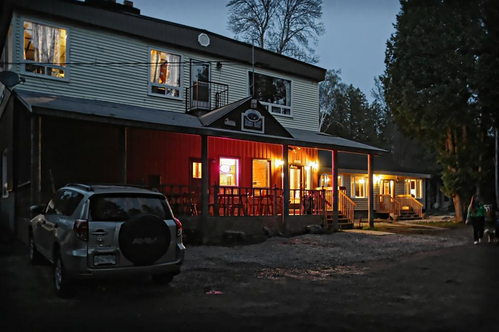 Red Bay Lodge