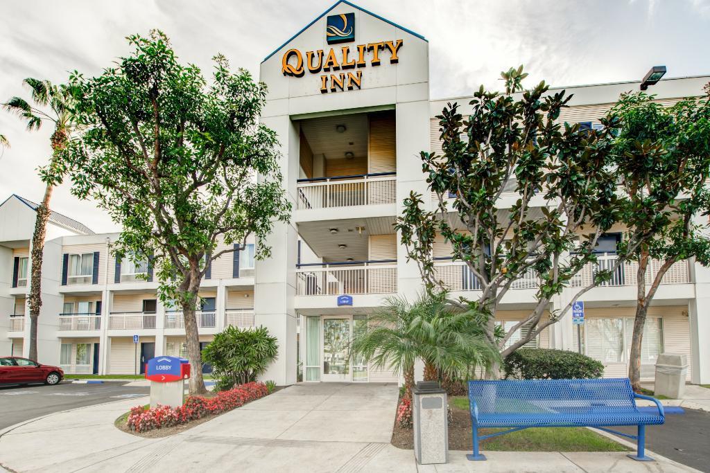 阿納海姆普拉杉西亞品質飯店