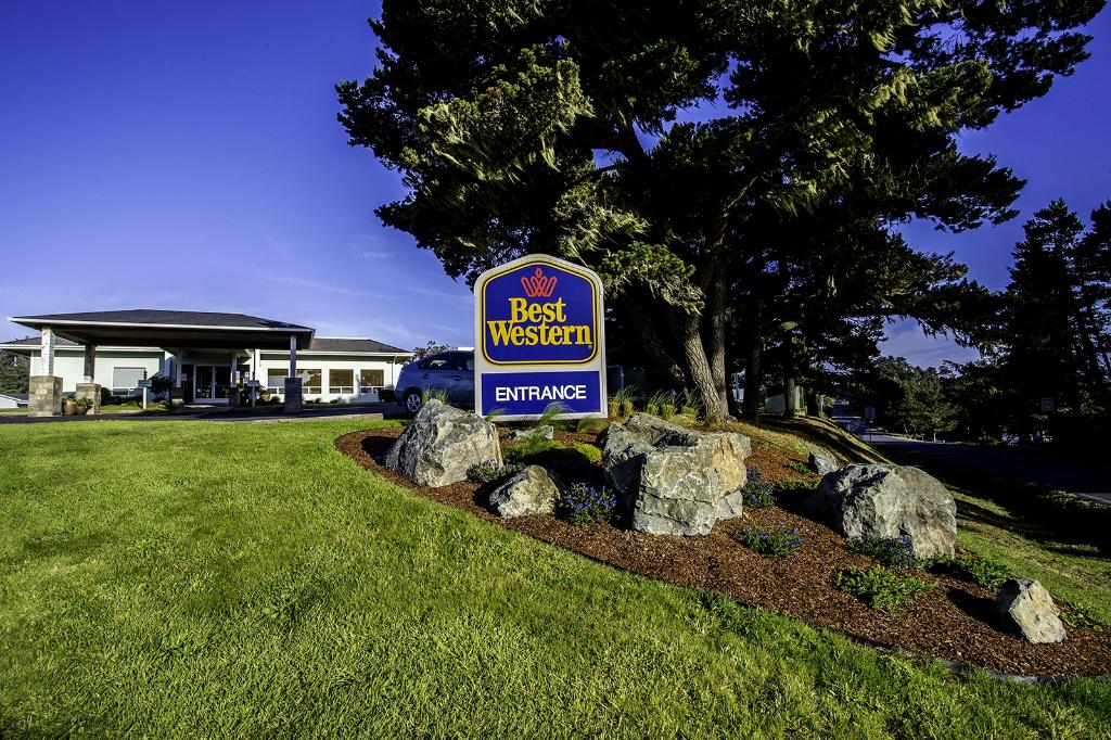 ‪BEST WESTERN Inn at Face Rock‬