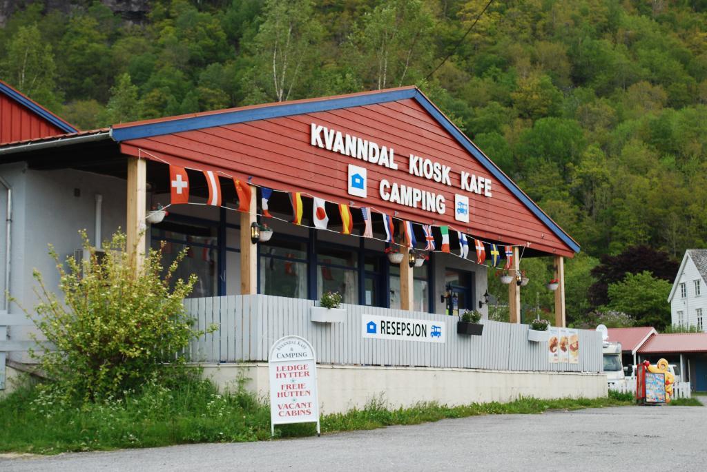 Kvanndal Camping