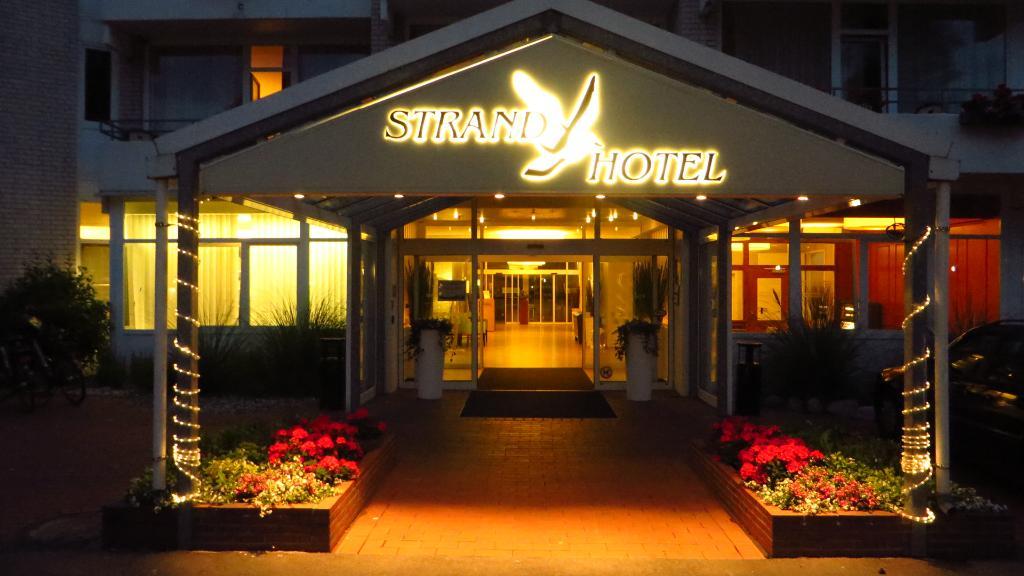 Strandhotel Weissenhaeuser Strand