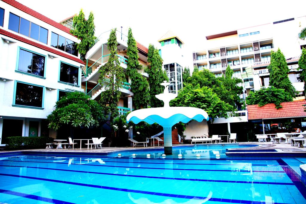 Seashore Pattaya Resort by Compass Hospitality