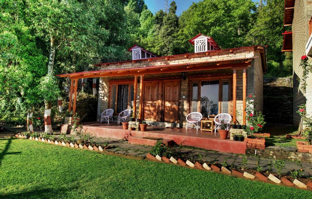 Chevron Mountain Villa