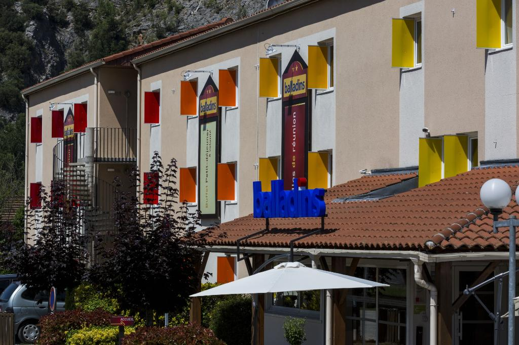 Hotel balladins Foix