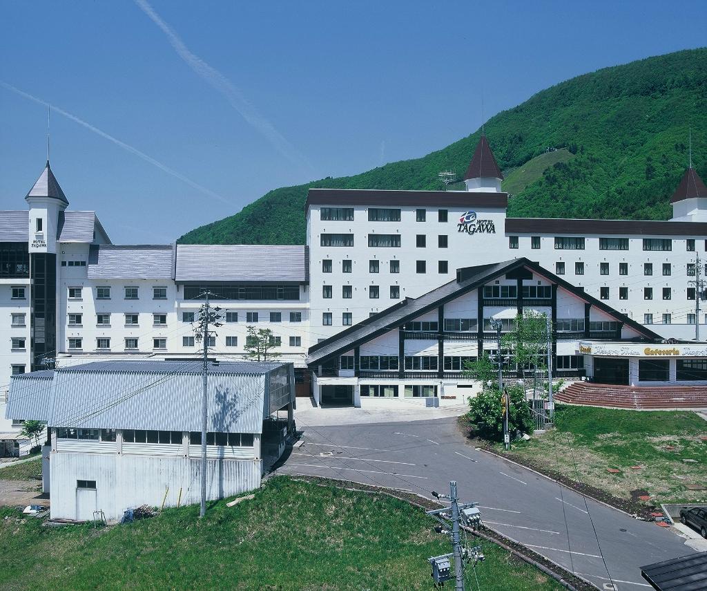 ホテル タガワ