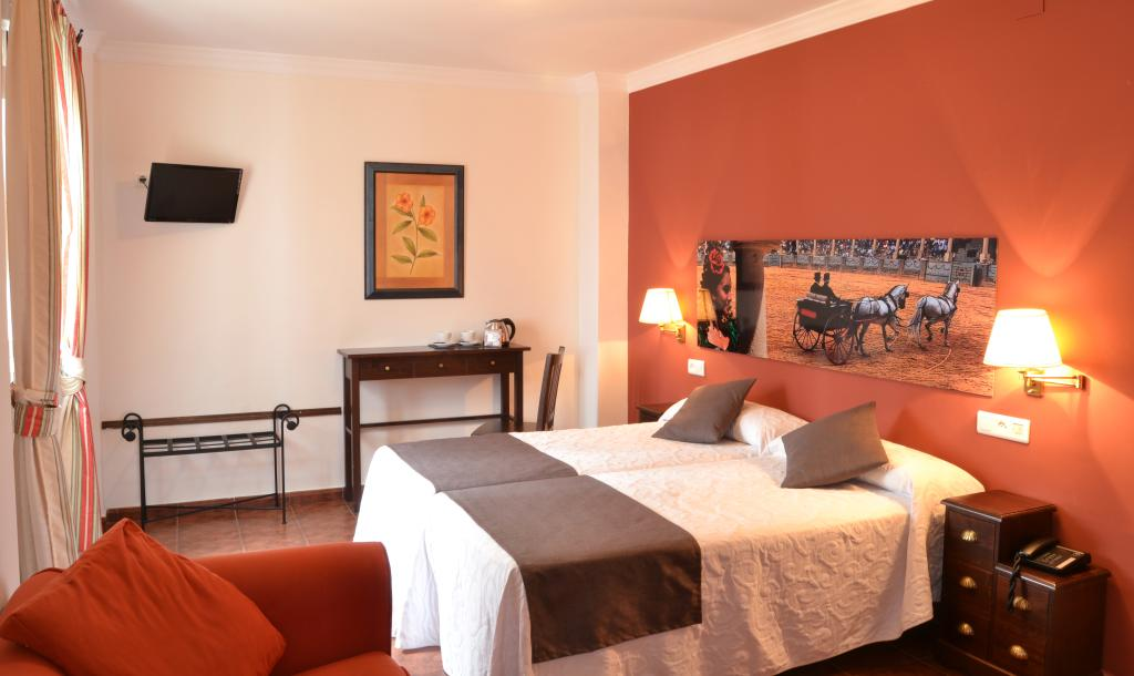 Hotel San Francisco - Ronda