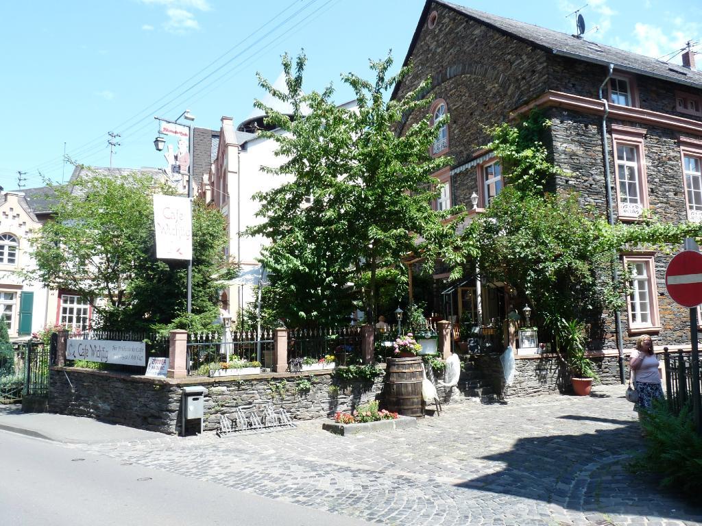 Pension Altstadt Cafe Trarbach