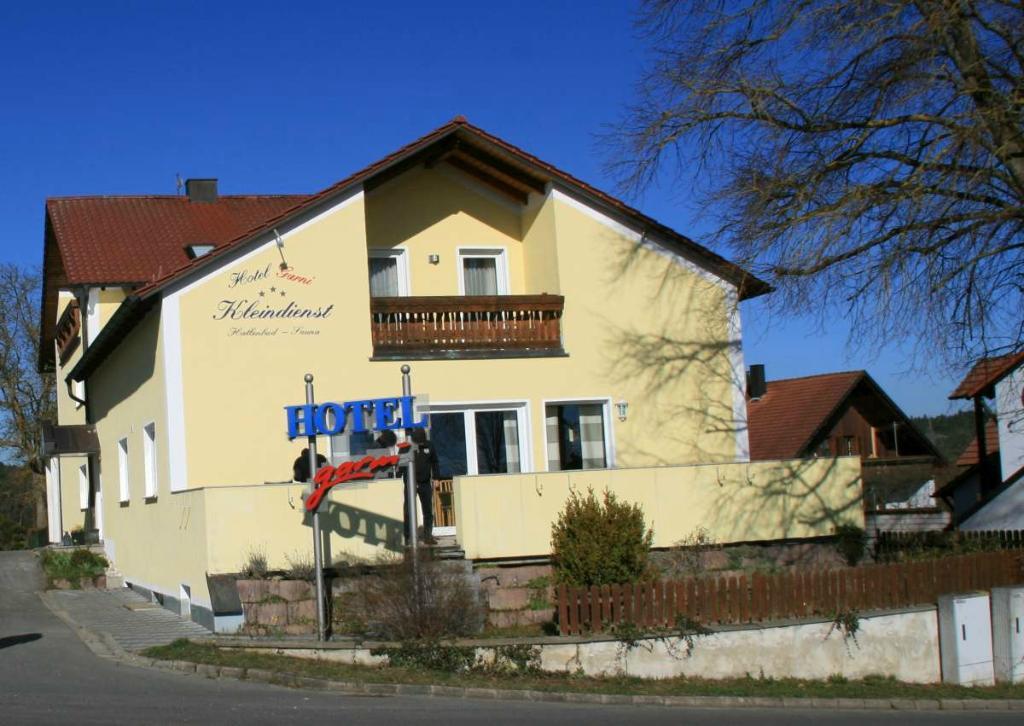Hotel Garni Kleindienst