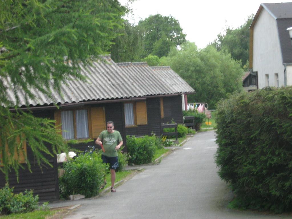 Camping Borova