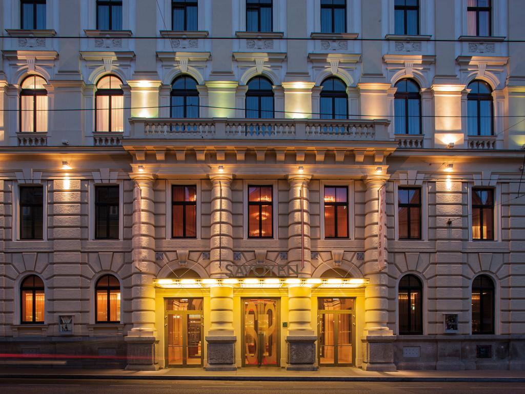 오스트리아 트렌드 호텔 사보옌 비엔나