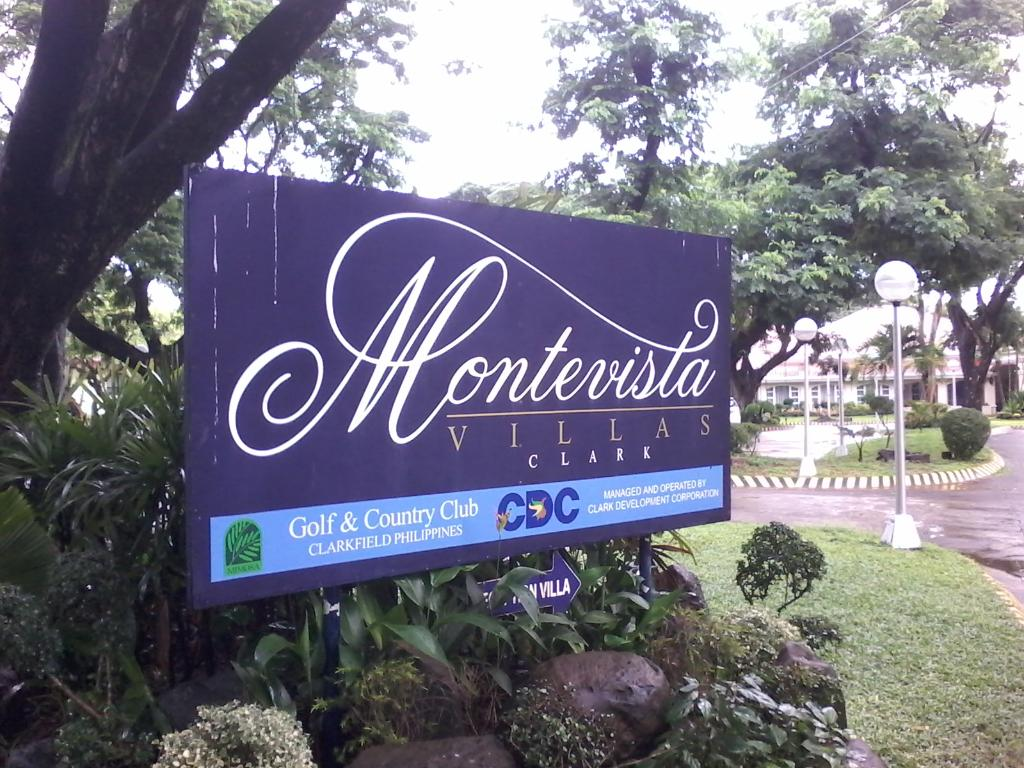 Clark Mimosa Montevista Villas