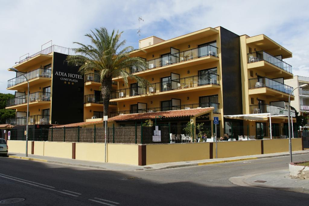Adia Hotel Cunit Playa