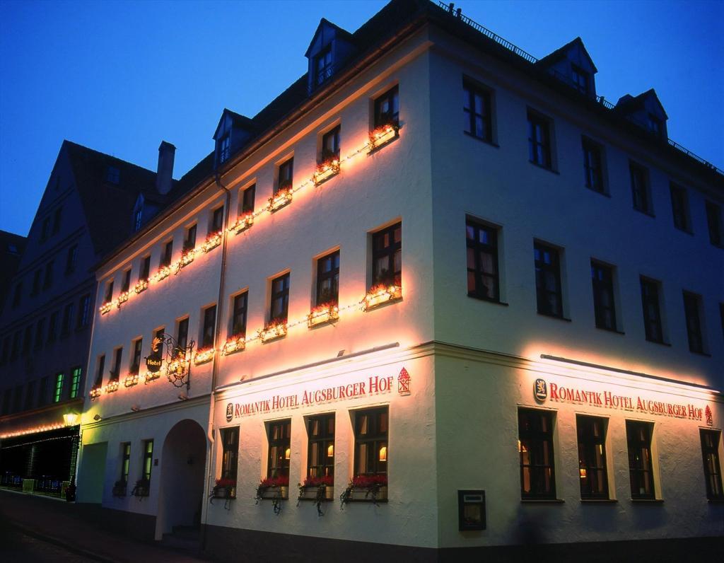 奧格斯堡霍夫羅曼蒂克飯店