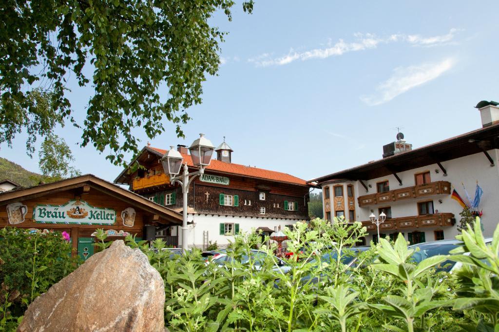Wander- und Aktivhotel Adam-Braeu