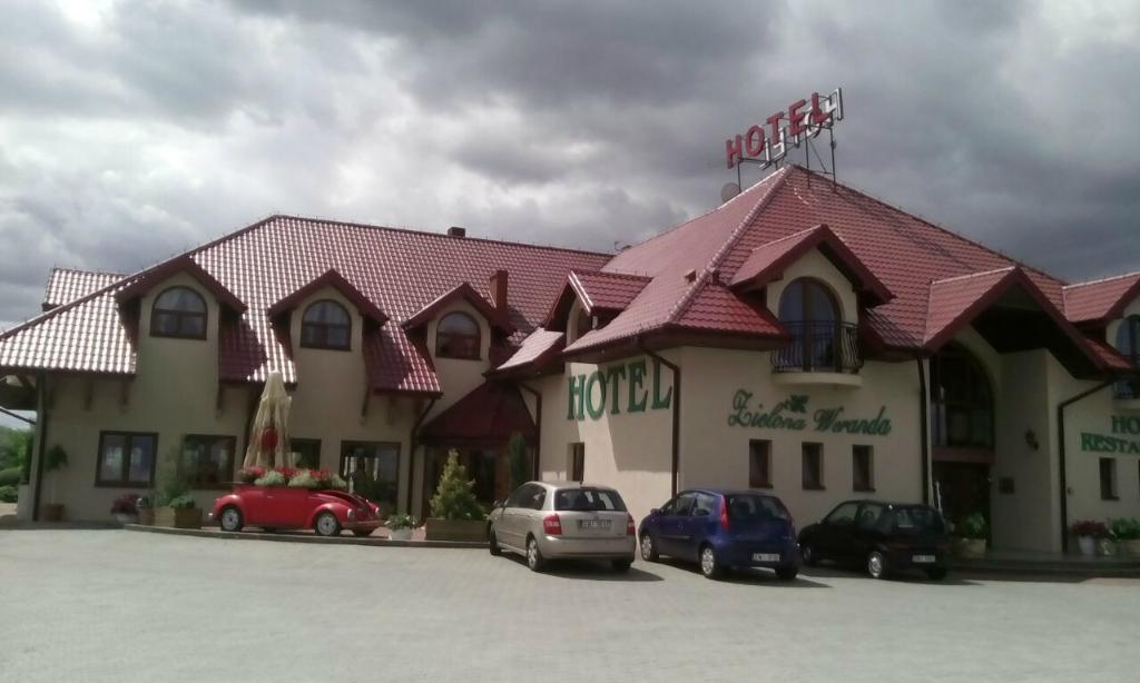 綠山維爾納達飯店