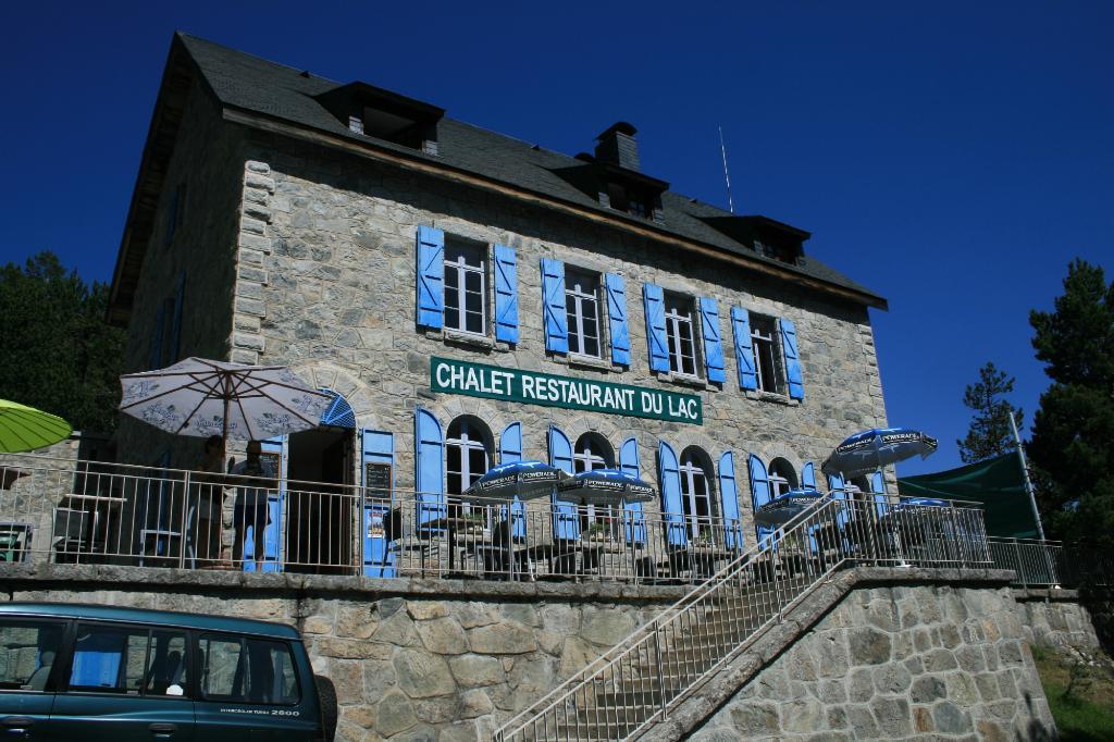 Chalet refuge Hôtel du Lac d'OrédonForêt de Compiègne