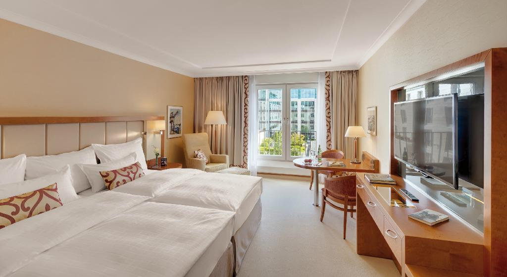 Grand Elysee Hotel Hamburg