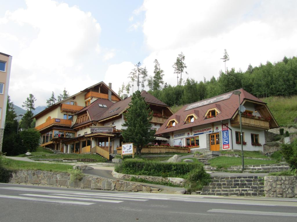 Penzion Tatrasport Zampa