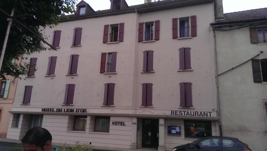 Hotel Le Lion D'Or