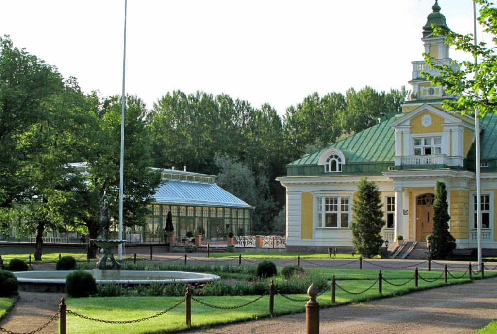Hotel Hirvihaara Manor