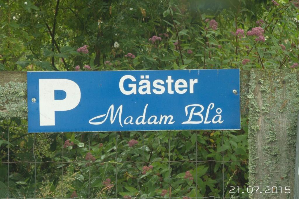 Madame Bla