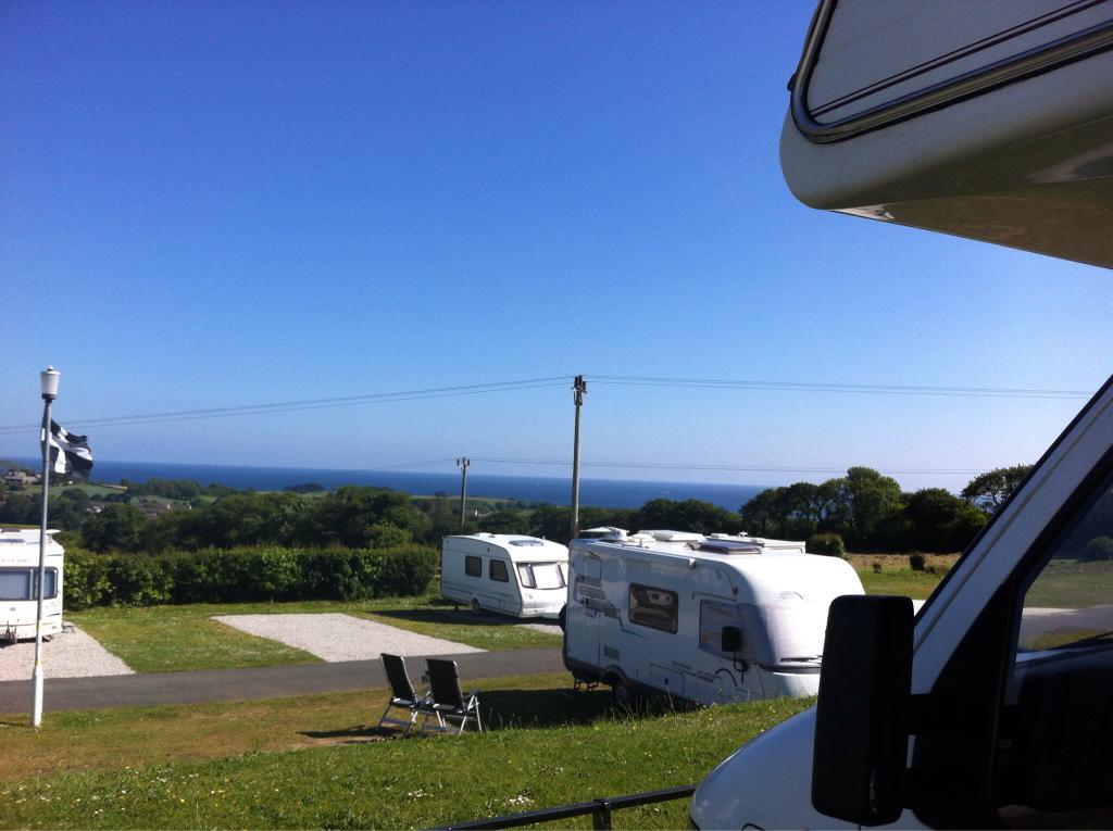 Doubletrees Farm Caravan and Campsite