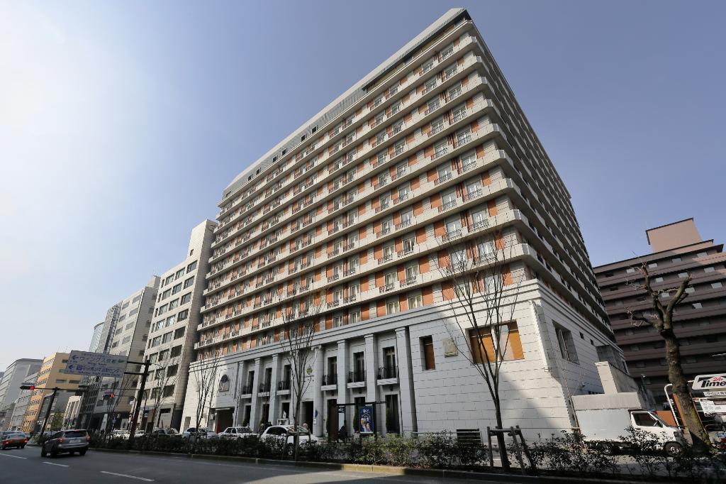โรงแรมมอนเทอเร่ย์ เกียวโต