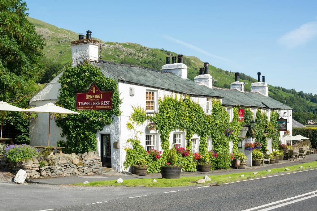 The Travellers Rest Inn