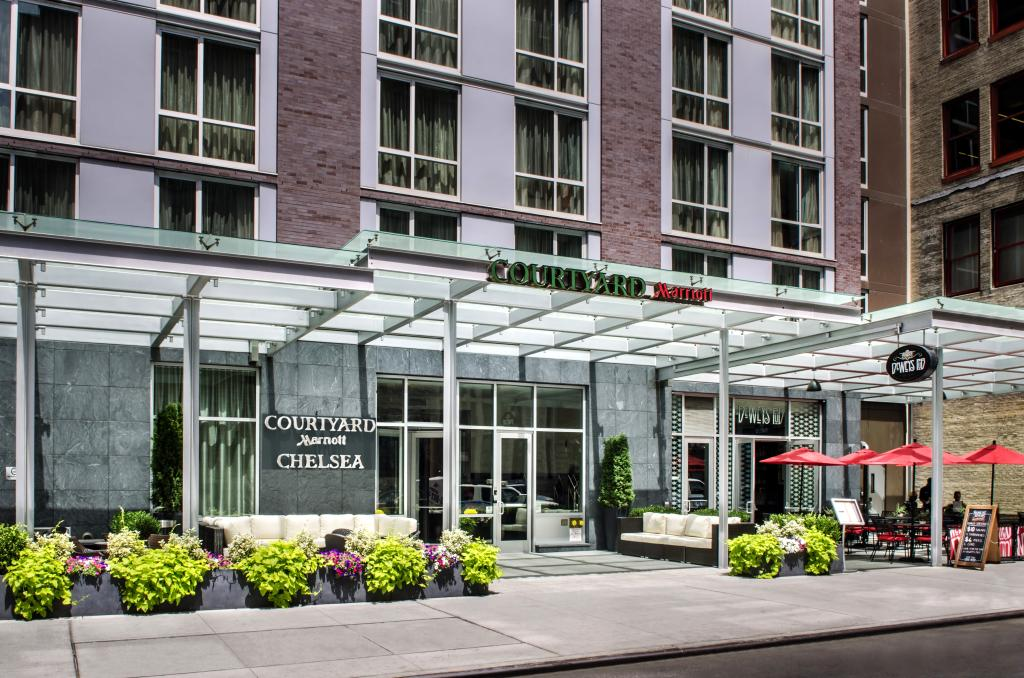 Courtyard New York Manhattan/Chelsea