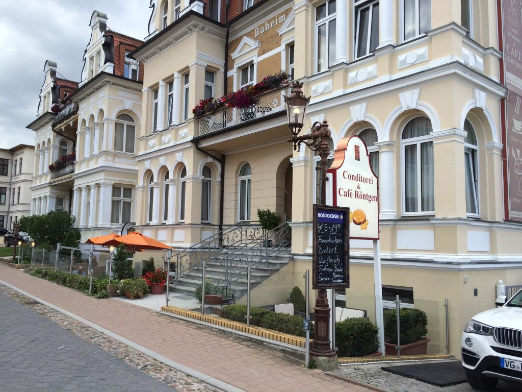Villa Auguste Viktoria Hotel
