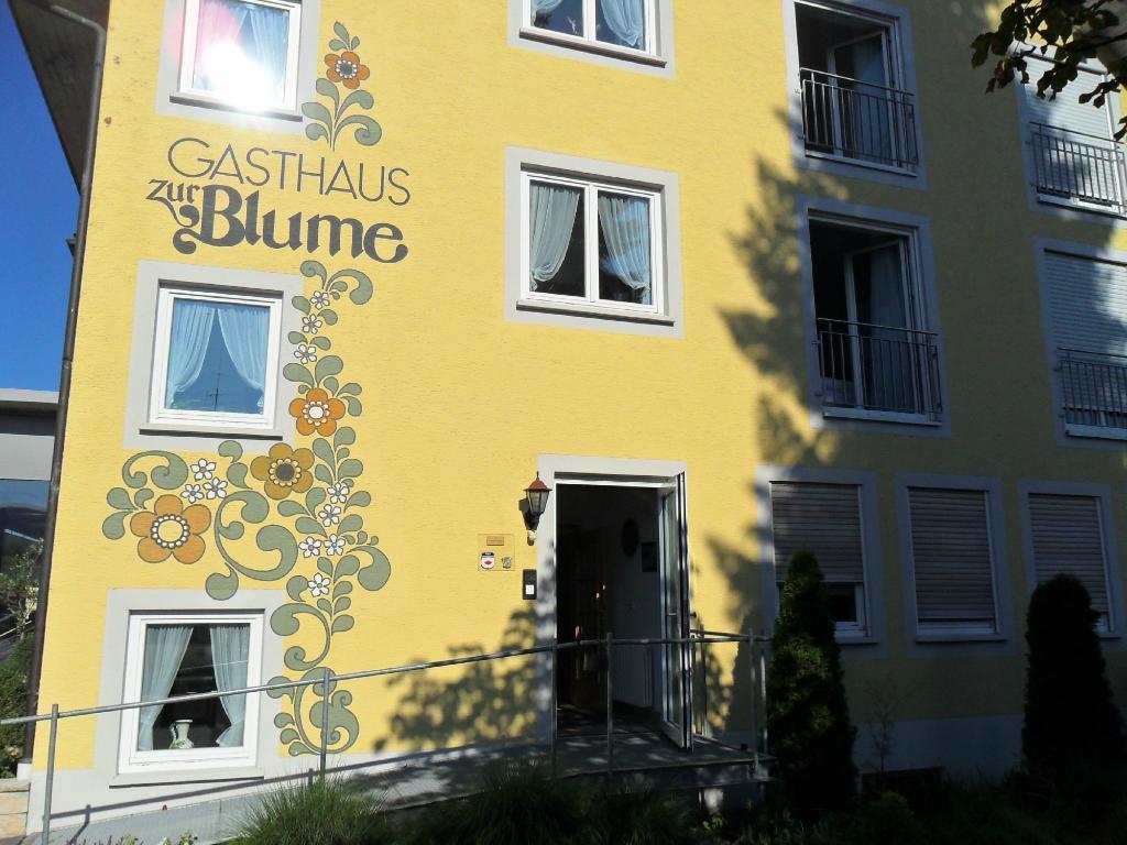 Gasthaus zur Blume