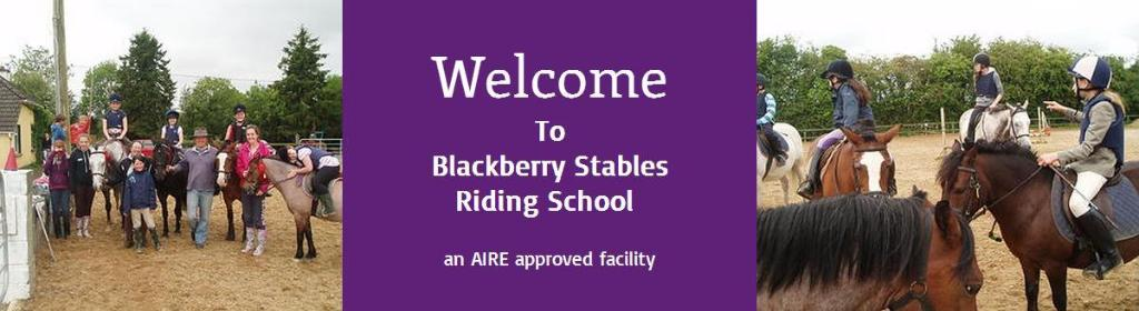 Blackberry Stables