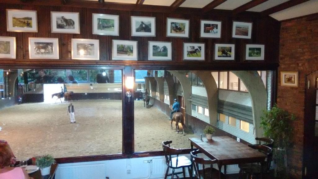 Buitensporthotel Hoenderloo