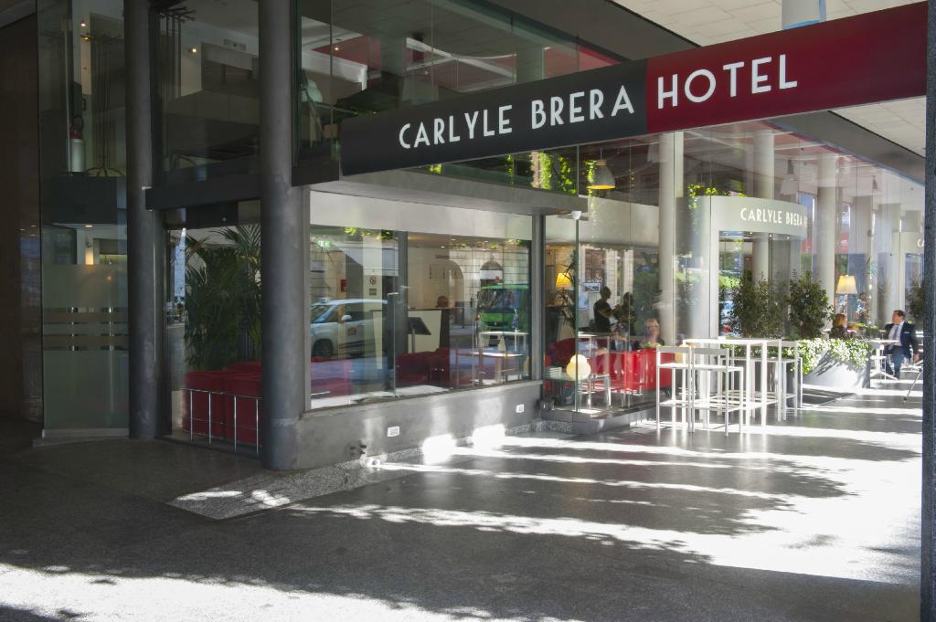 カーライル ブレラ ホテル
