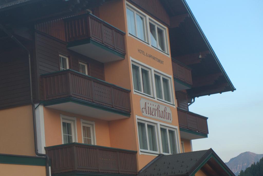 Auerhahn Hotel & Appartements