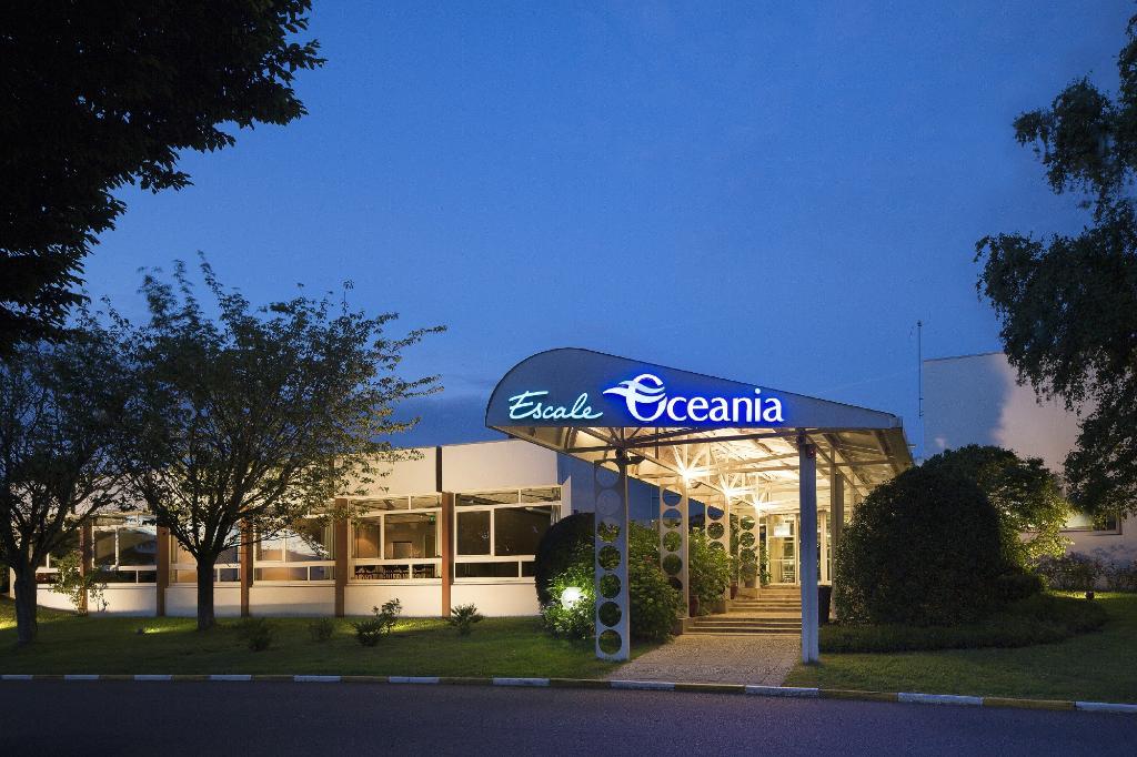 Hotel Escale Oceania Brest