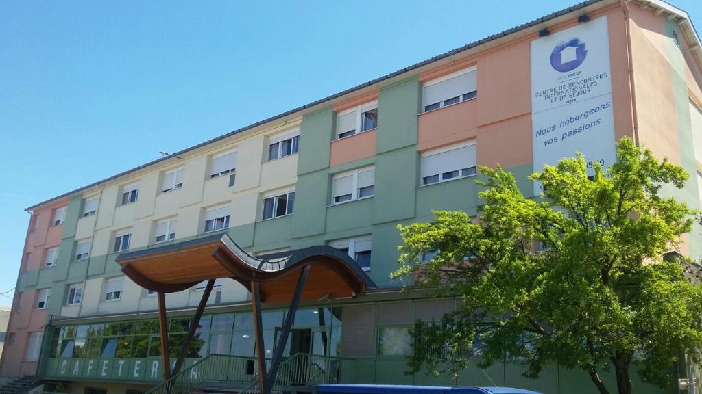 Ethic Etapes Dijon Hostel