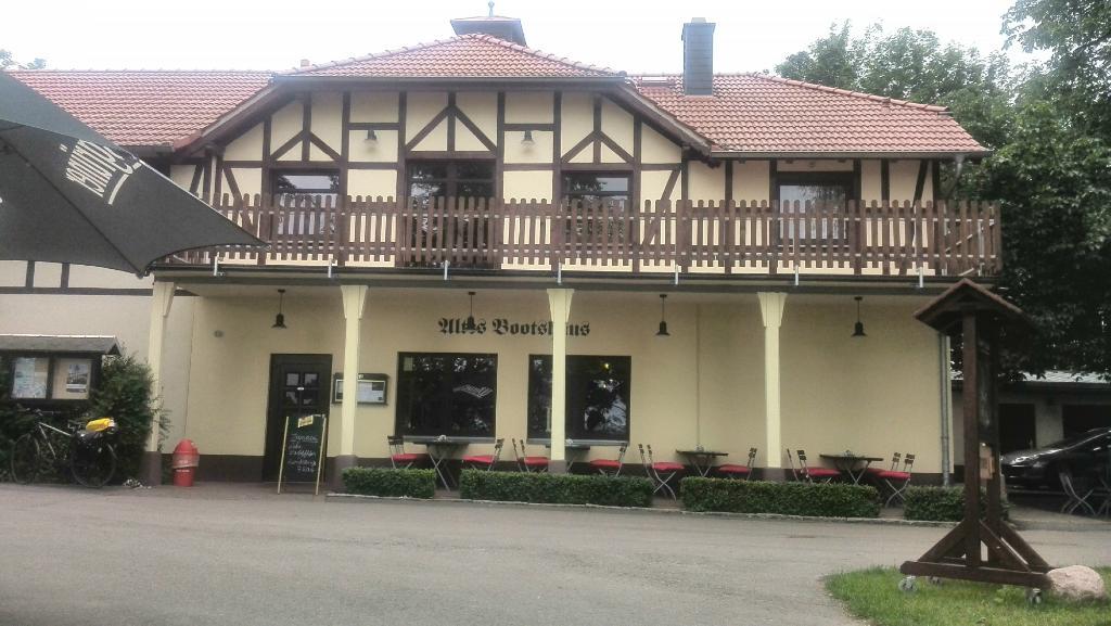 Altes Bootshaus