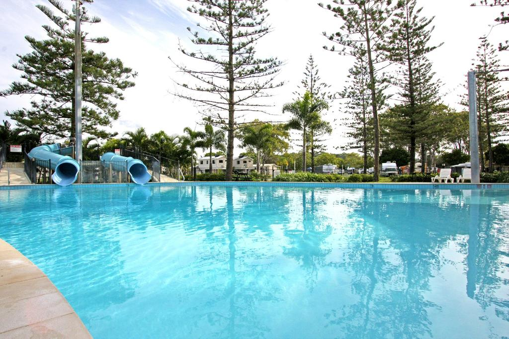 Tallebudgera Creek Tourist Park