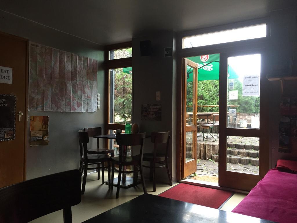 Grand Hostel Buda