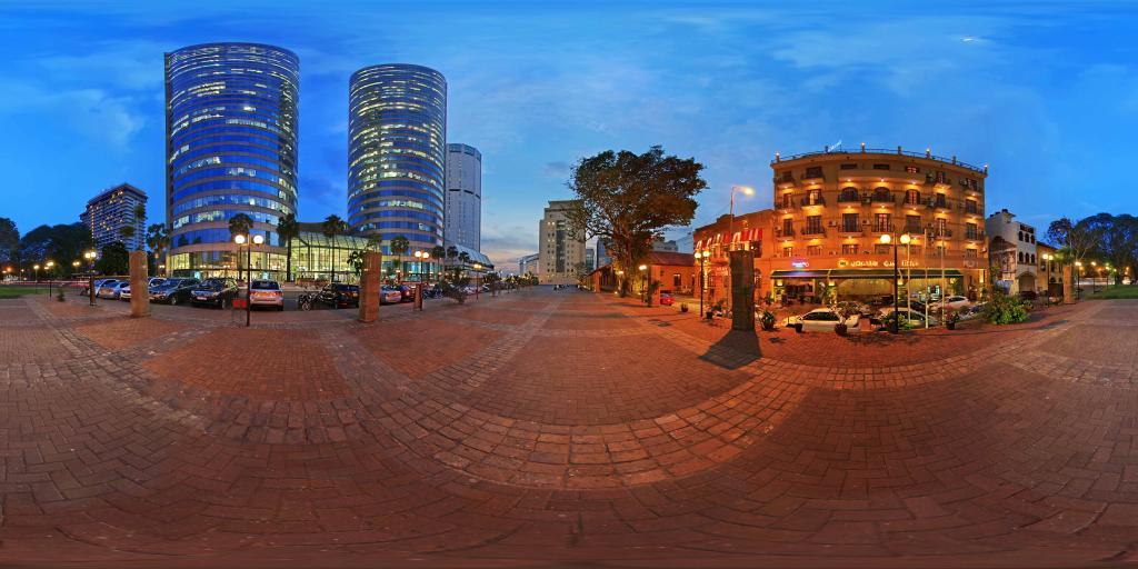 科倫坡市酒店