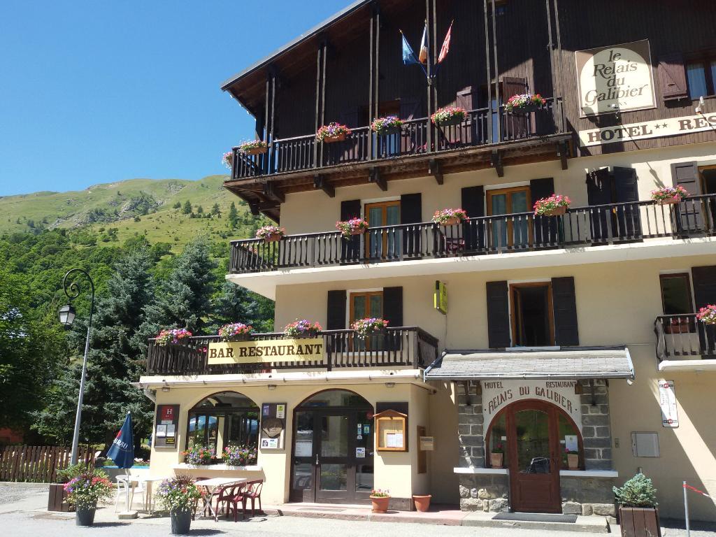 Hotel Relais du Galibier